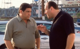 The Sopranos 02x07 : D-Girl- Seriesaddict